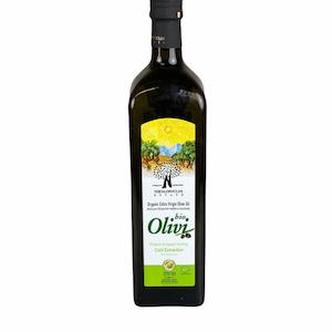 Olivolja Nikoloulos Estate kallpressad Ekologisk 1liter