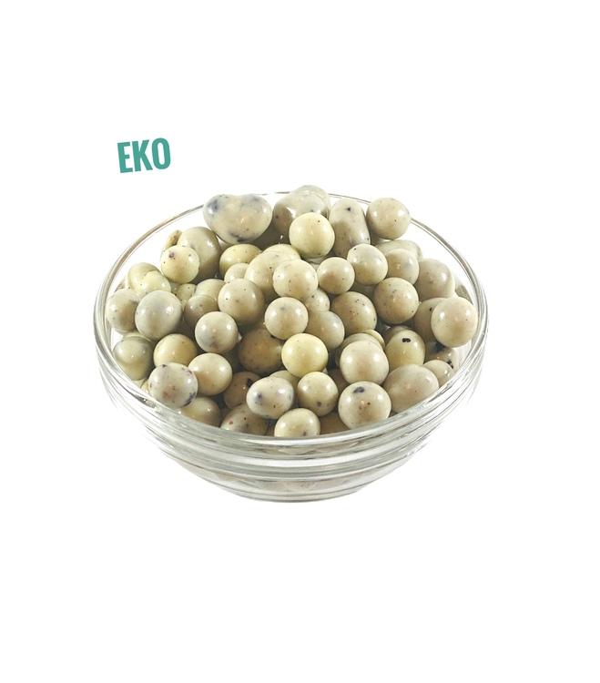 Blåbär i vit choklad Ekologisk 100g