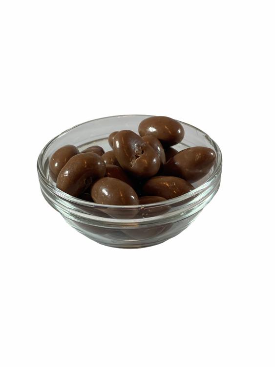 Cashewnötter i mjölkchoklad 100g