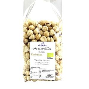 Hasselnötter rostade Ekologiska  250g