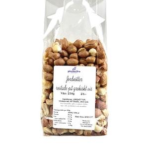 Jordnötter rostade  på grekiskt vis 250g