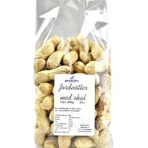 Jordnötter med skal 200g