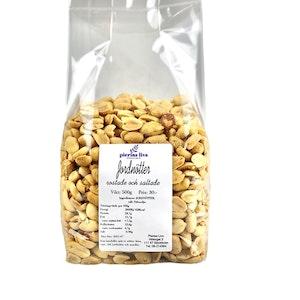 Jordnötter rostade och saltade 500g