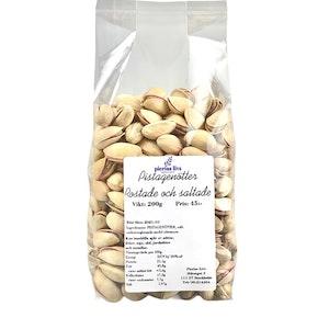 Pistagenötter rostade och saltade 200g