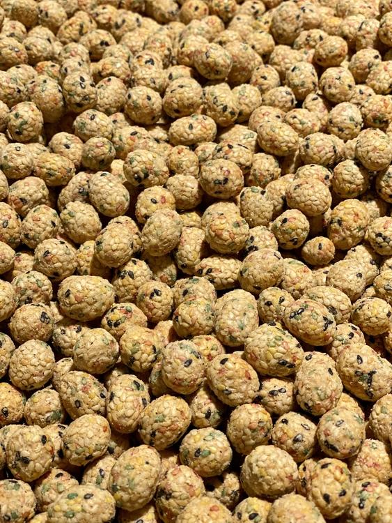 Sesamnötter 200g