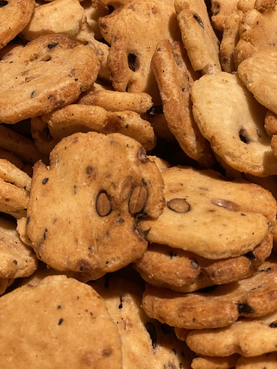 Soja Crackers 100g