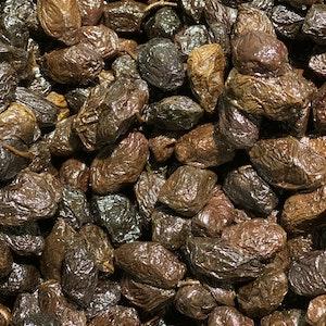 Soltorkade oliver från Thassos 250g