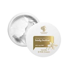 Body Butter Vanilla Milk Cream CBD 100ml