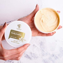 Body Butter Vanilla Milk Cream 100 ml