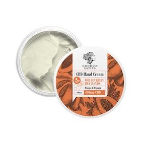 Hand cream for dry hands CBD 100ml