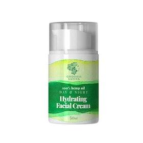 Hemp Oil Hydrating Facial Cream 50ml