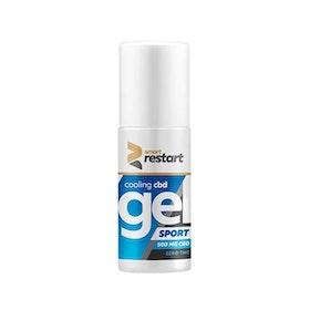 Cooling Muscle Relief Gel 0% THC CBD 100ml