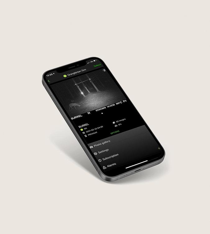 NG-SIM - Simkort för åtelkamera (Mikro-storlek)
