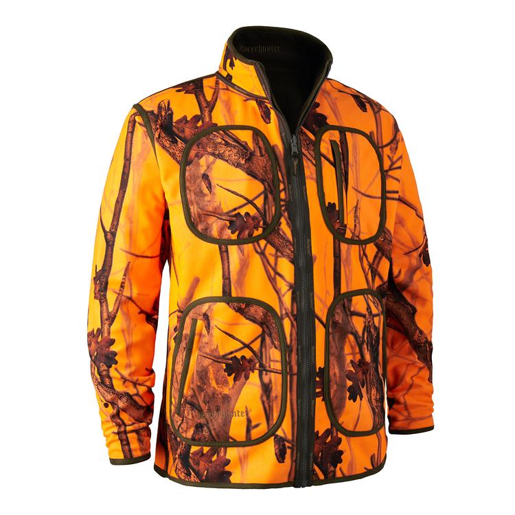 Gamekeeper Reversible Fleece Jacket