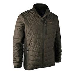 Moor Padded jacket w.Softshell