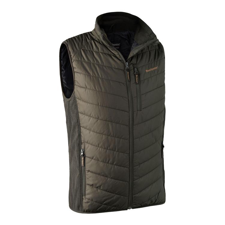 Moor Padded Waistcoat w. Softshell