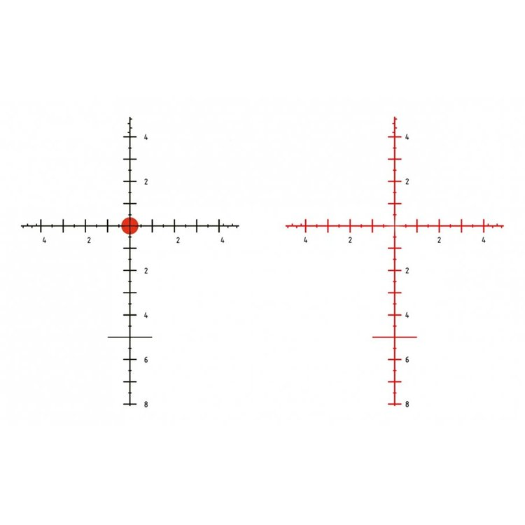 MINOX ZP8 TAC 1-8X24 MIL/MIL FFP/SFP MR10+ BELYST
