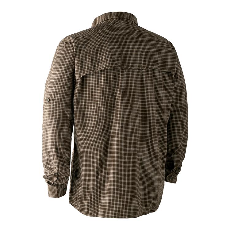 skön skjorta av högsta kvalitet som funkar när det är jakt eller efterjakt