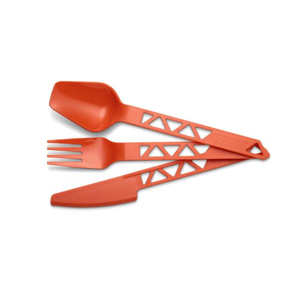 Primus Lightweight TrailCutlery Tritan® - Tangerine