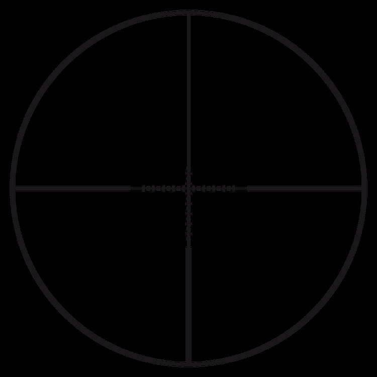 Delta Stryker HD 1-6x24 SFP Di-MD