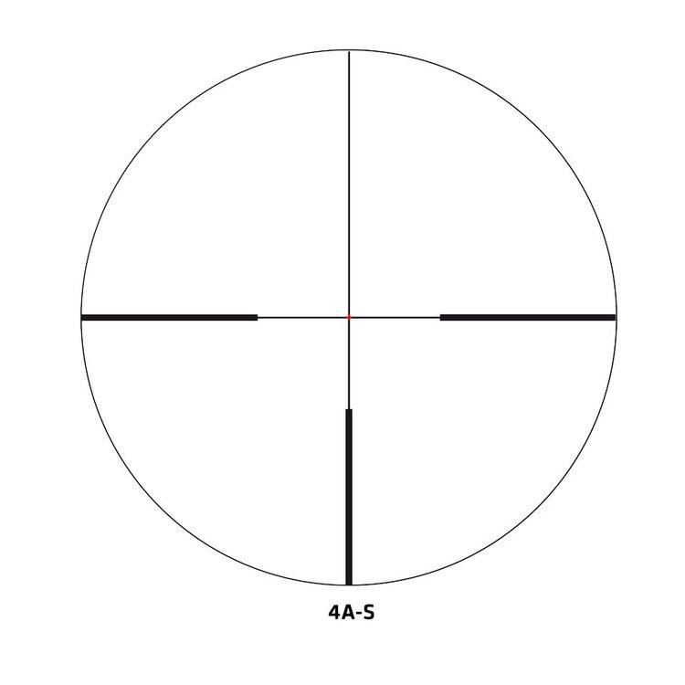 DELTA OPTICAL DELTA TITANIUM HD 1-6X24 4A S BELYST