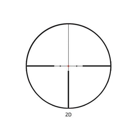 DELTA OPTICAL DELTA TITANIUM 1.5-9X45 BELYST