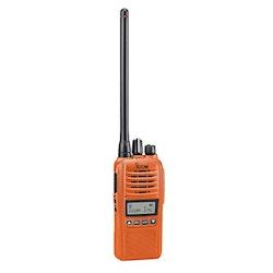 Jaktradio - ICOM ProHunt Basic 2 Jaktpaket Orange
