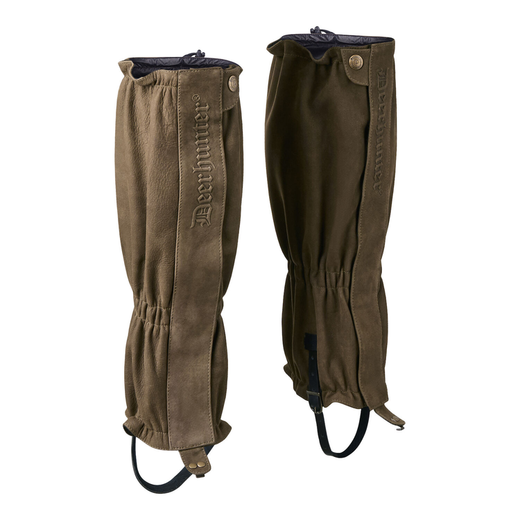 Marseille Leather Gaiters (OneSize)