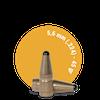 Fox Classic Hunter Blyfri kula 5,6mm (.224) - 50st kulor