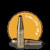 Fox Classic Hunter Blyfri kula 6mm (.243) - 50st kulor