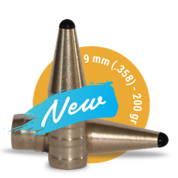 Fox Classic Hunter Blyfri kula 9 mm (.358) - 50st kulor