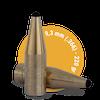 Fox Classic Hunter Blyfri kula 9.3 mm (.366-.375) - 50st kulor