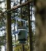 Nordic Gamekeeper - Komplett 125 liters foderautomat med FeedCon – med benställning, utan benställning eller upphängning  (inkl frakt)