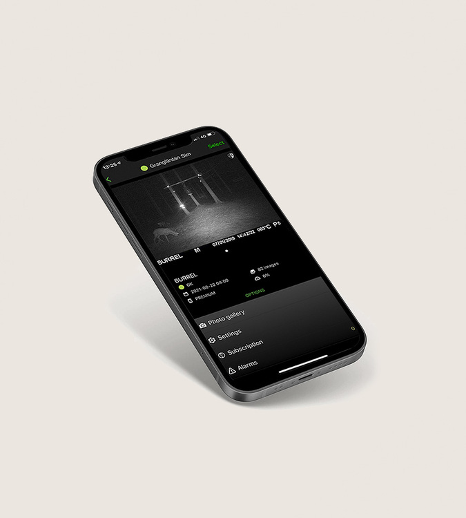 NG-SIM - Simkort för åtelkamera (Standard-storlek)