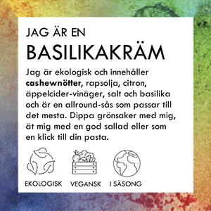 BASILIKAKRÄM 350ml