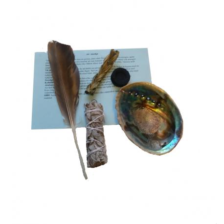 Örter Salvia Smudge - Amuletten