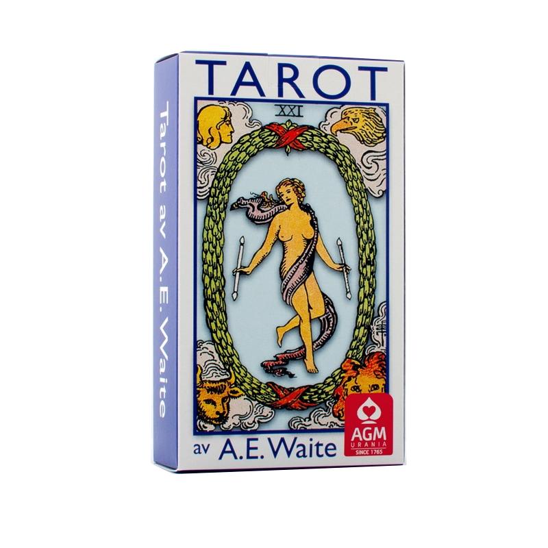 Rider-Waite Tarot, svenska, pocket