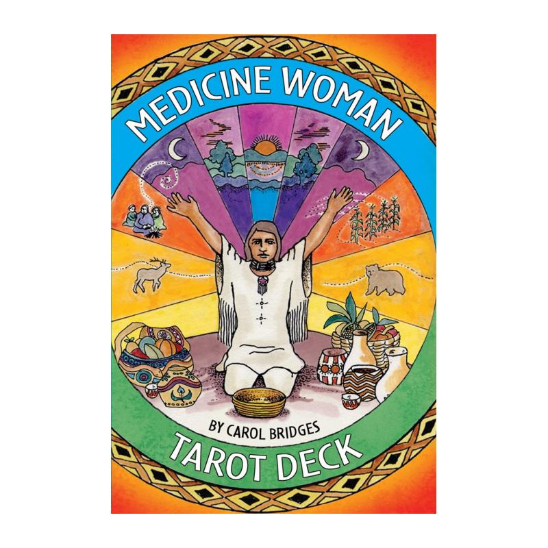 Medicine Woman Tarot