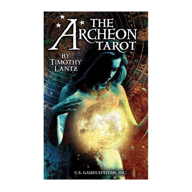 Archeon Tarotkort, engelsk