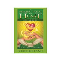 Psychic Tarot for the Heart - Orakelkort