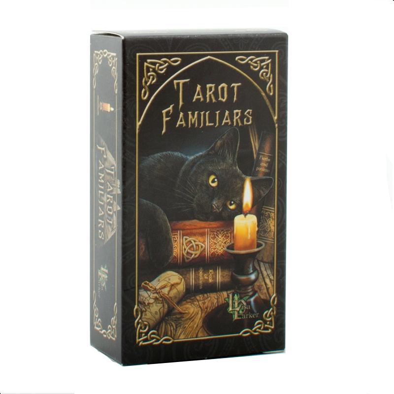Tarot Familiars - Lisa Parker