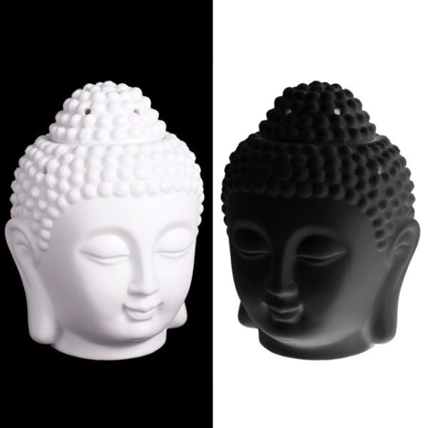 Aromalampa - Buddhahuvud