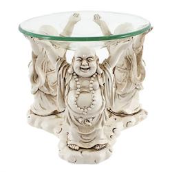 Aromalampa - Vit Buddha