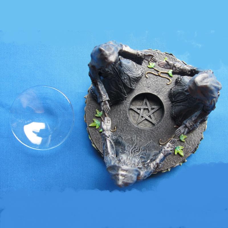 Aromalampa - Magisk Cirkel