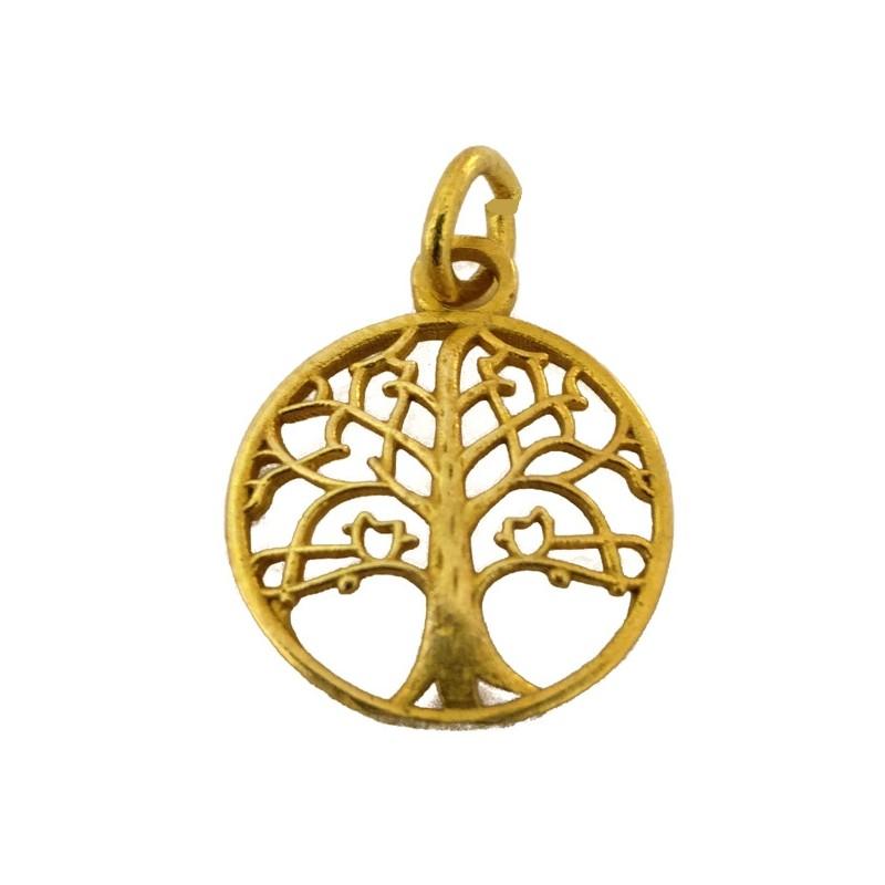 Hänge - Livets Träd, brons 1,8 cm