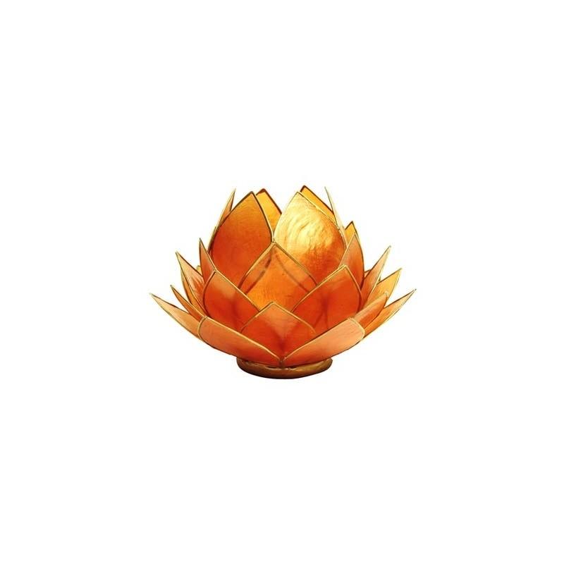 Lotusblomma, ljushållare, stor