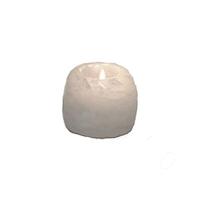 Lykta av vit saltkristall, 400g