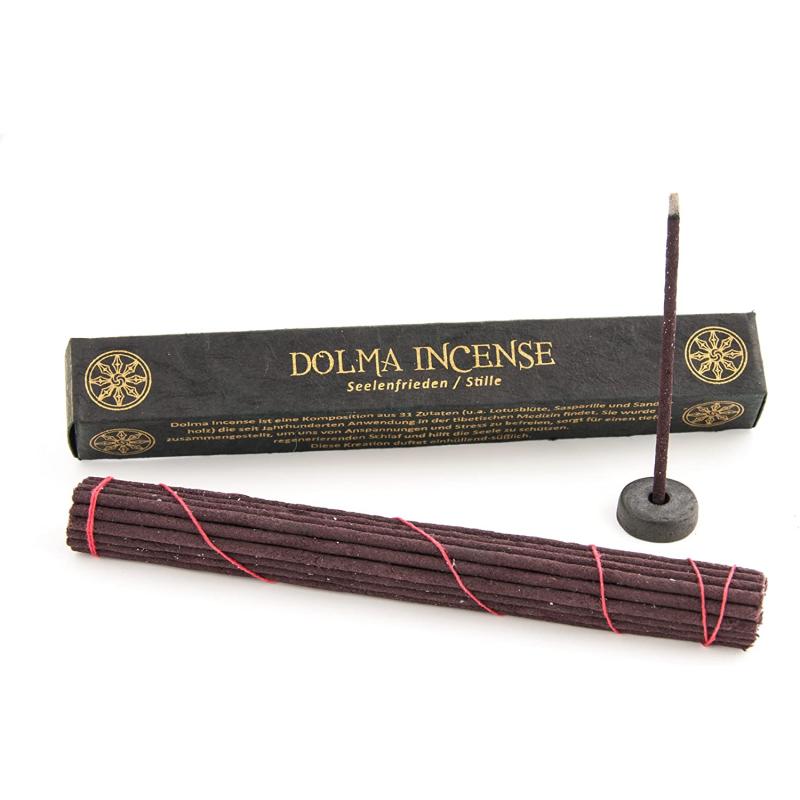 Dolma - tibetansk healingrökelse