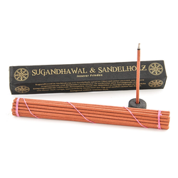 Sugandhawal & Sandalwood rökelse