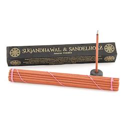 Sugandhawal & Sandalwood rökelse